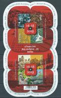 Belgique BLOC 269 Anniversaire Fin Guerre1914/18 MNH ** 2018 VF 8,4 € - Blocks & Kleinbögen 1962-....