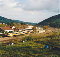 Tarare RTG Photo 17 X 17 - Eisenbahnen