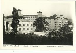 GIBRALTAR 1960 - Gibraltar