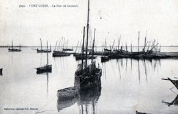 56 -  PORT LOUIS Le Port De Loemalo - Port Louis