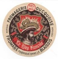 ETIQUETTES DE FROMAGE CAMEMBERT  - Fromagerie Oucquoise BLAISOIS - Formaggio
