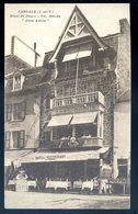 Cpa Du 35  Cancale Hôtel Du Phare Chez Adelie    YN29 - Cancale