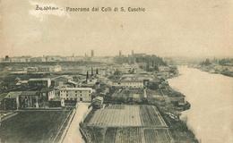 Bassano - Panorama Dai Colli Di S. Eusebio (formato Piccolo) - Italie