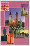 MEDUGORJE       REGINA   DELLA   PACE    2  SCAN             (VIAGGIATA) - Bosnia Erzegovina