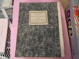 LETTRES INEDITES DE RAMOND DE CARBONNIERES A SARRAZIN LE JEUNE 1783-1792  NOTE BERALDI  Exemplaire N° 19 / 1927 - Midi-Pyrénées