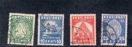ESTONIE 1936 O - Estonie