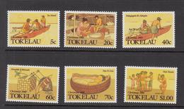 1988 Tokelau  Island Christmas Noel   Complete Set Of 6  MNH - Tokelau