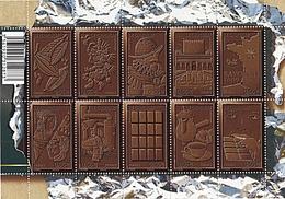 LE CHOCOLAT - Mint/Hinged