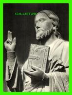 RELIGIONS - IMAGES, LE CHRIST ENSEIGNANT, PORTAIL DU SAUVEUR, CATHÉDRALE D'AMIENS (80) - DIMENSION 23.5 X 17.5 Cm - - Religion & Esotérisme