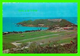 ST THOMAS, VIRGIN ISLANDS - THE HARRY S. TRUMAN AIRPORT - DEXTER PRESS INC - DIMENSION 10 X 15 Cm - - Vierges (Iles), Amér.