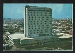 Saudi Arabia Old Picture Postcard Saudi Arabian Building Jeddah View Card - Saudi Arabia