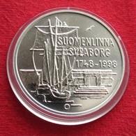 Finland 100 Markkaa 1998 Sail Ship  Finlande Finlanda Finlandia - Finlande