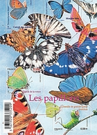 LES PAPILLONS - Mint/Hinged