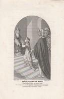 Andreas Benedictus Peeters-wolfsdonck-langdorp 1790-steynockerzeel-1857-scheef Boven-onder - Imágenes Religiosas
