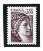 France N° 1979**  Cote 1,40€ - Nuovi