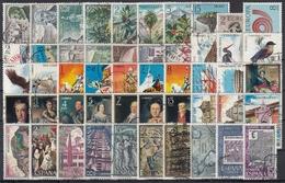 ESPAÑA 1973 Nº 2117/2166 AÑO USADO COMPLETO 50 SELLOS - España