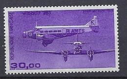 France Poste Aérienne Wibault 283 Y&T N° 59 Neuf - 1960-.... Neufs