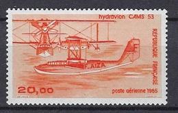 France 1985 Poste Aérienne Hydravion CAMS 53 Y&T N° 58 Neuf - 1960-.... Neufs