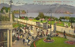 Stresa - Grand Hotel Des Iles Borromées - Five O' Clock - Tea (formato Piccolo - Animata) - Other Cities