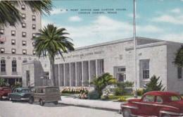 Texas Corpus Christi Post Office And Custom House 1950 - Corpus Christi