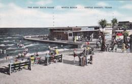 Texas Corpus Christi North Beach The Surf Bath House - Corpus Christi