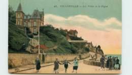 14-VILLERVILLE-N°029-C/0446 - Villerville