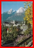 CPSM/gf BERCHTESGADEN.  Mit Watzmann...I0108 - Berchtesgaden