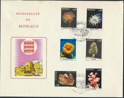 °°°  MONACO - FDC 1980 °°° - Monaco