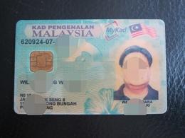 Malaysia MEP Cash Card, With Broken - Télécartes