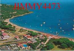 CPM - La Plage De Tahiti Et Le Cap Pinet - Vue Générale Aérienne - RAMATUELLE 83 Var - N° 15 - 30 - Edit. Rella - Ramatuelle