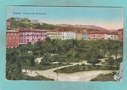 Old Post Card Of La Spezia, Liguria, Italy ,R84. - La Spezia