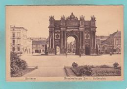 Old Post Card Of Potsdam, Brandenburg, Germany .,R84. - Potsdam