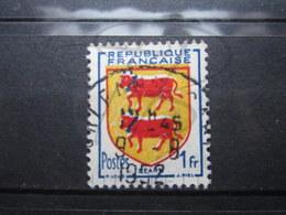 VEND BEAU TIMBRE DE FRANCE N° 901 , JAUNE DECALE !!! - Variétés Et Curiosités