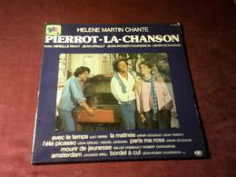 HELENE  MARTIN  °  CHANTE PIERROT LA CHANSON - Vinyl Records