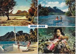 POLYNESIE- Bora Bora Multivues-MO - Polynésie Française