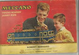 MECCANO , HORNBY , DINKY TOYS : CATALOGUE 195. - Autres Collections