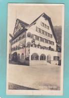 Old Post Card Of Kurhaus Wassen,Uri In Switzerland.,R84. - UR Uri