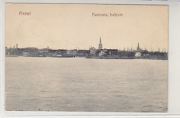 Memel - Panorana, Haffseite - 1914 - Ostpreussen