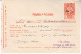 3316   CO.CI  LUBIANA   POBOTNICA 1941 - Slovénie