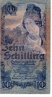 Zehn Schilling   Wien 2-1-1933 - Autriche
