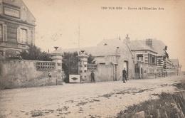 14-VER SUR MER--ENTREE DE L'HOTEL DES ARTS--VOIR SCANNER - France