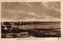 LILYE - TRIPOLI - PANORAMA GENERAL - Libye