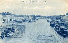 31 - TOULOUSE - Port Saint-Sauveur - Toulouse