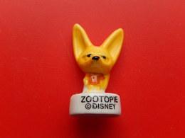 Fève -  DISNEY - ZOOTOPIE - Disney