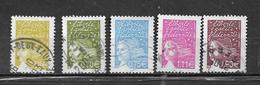 France Timbres De 2003 N°3570 A 75 (sauf 3573)  Marianne De Luquet Oblitérés - 1997-04 Marianna Del 14 Luglio