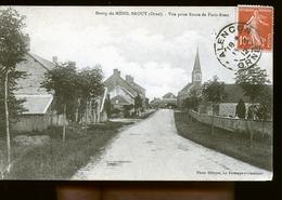 MENIL BROUT                                           JLM - France
