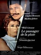 AFFICHE CINE ORIG LE PASSAGER DE LA PLUIE (René Clément/1970) 120X160 C Bronson M Jobert - Posters