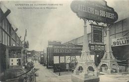 63 - CLERMONT FERRAND - EXPOSITION De 1910 - GALERIE DU PALAIS DE LA MECANIQUE - Clermont Ferrand