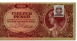 10 000 PENGO   1945 - Hongarije