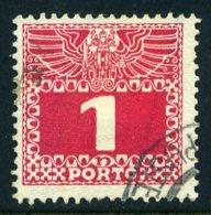 PORTO Mi. 34 Z Gestempelt - Impuestos